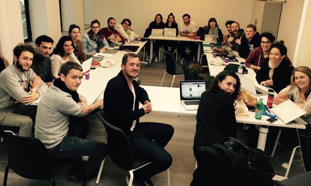 La Street School, formation au journalisme digital